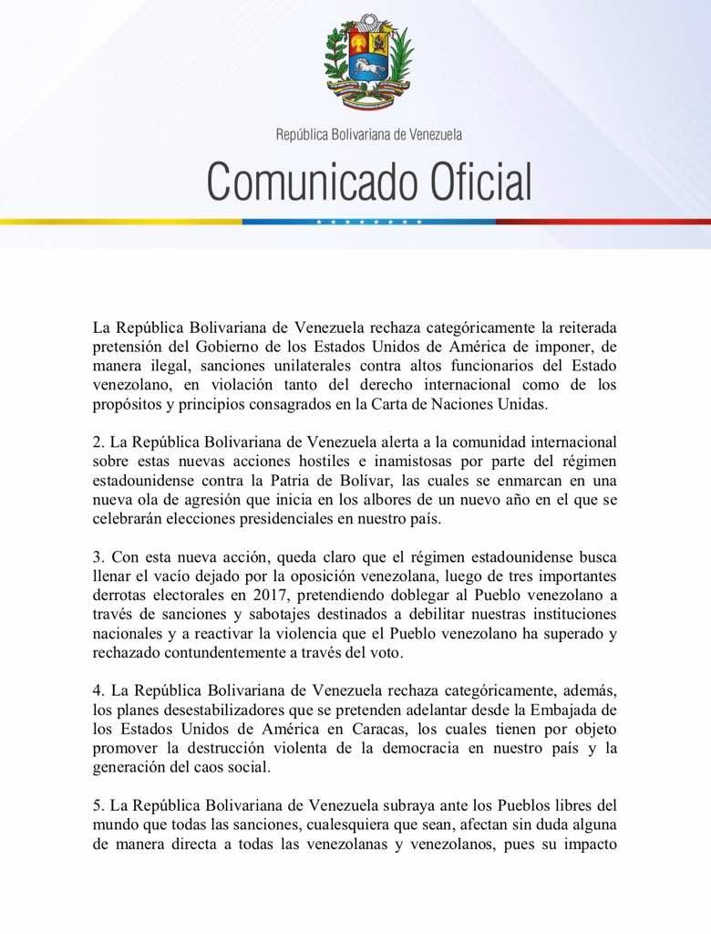 Jorge Arreaza M on Twitter: \
