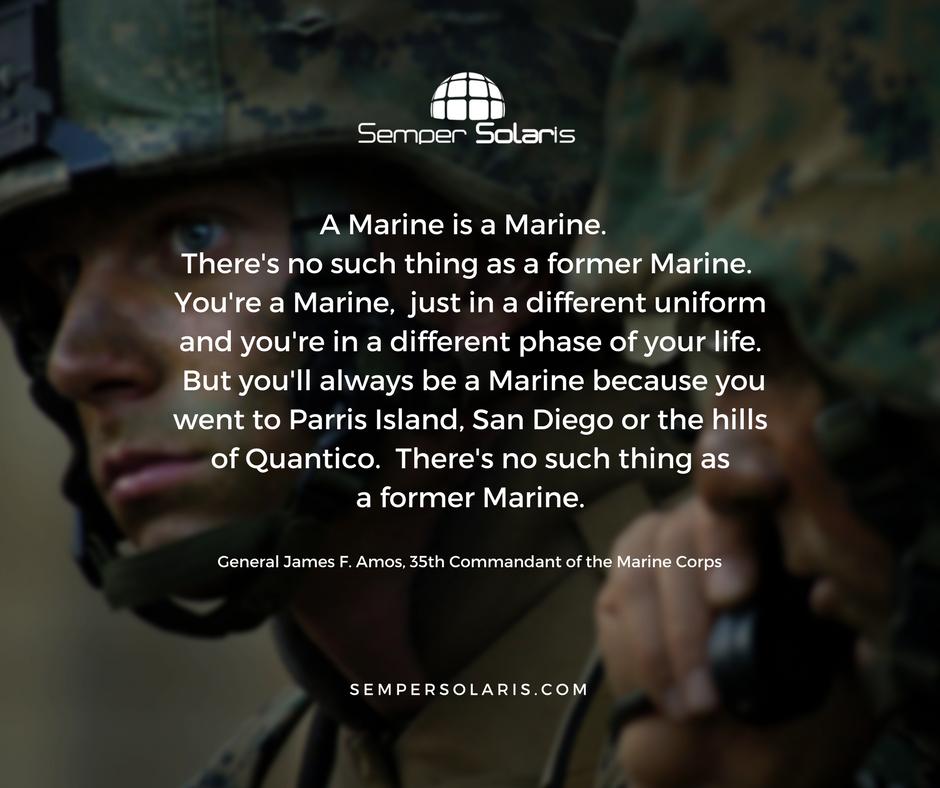 why do marines say yut