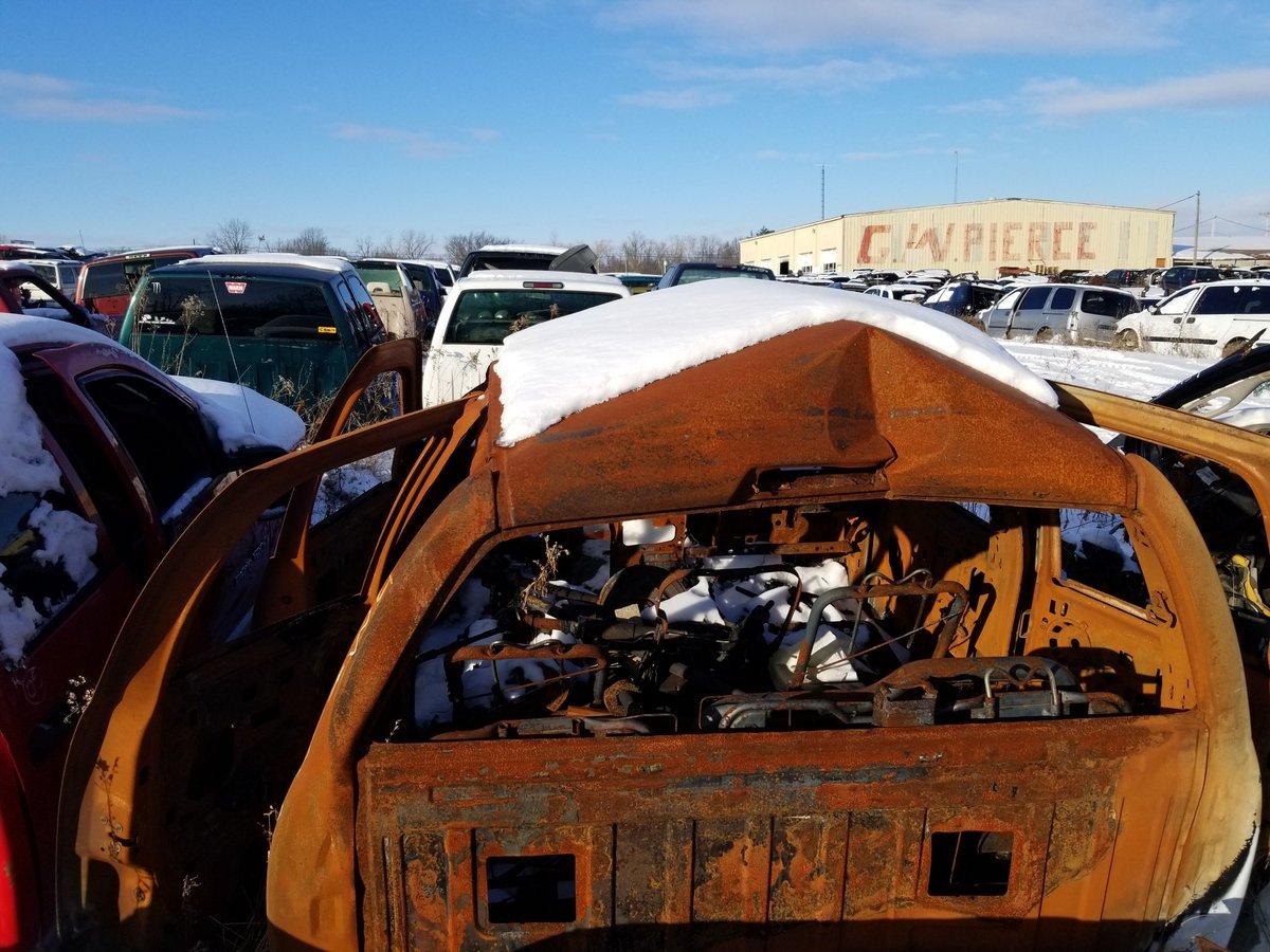 Dodge Truck Salvage Yards >> Pierce Auto Parts On Twitter Burnt Dodge Trucks