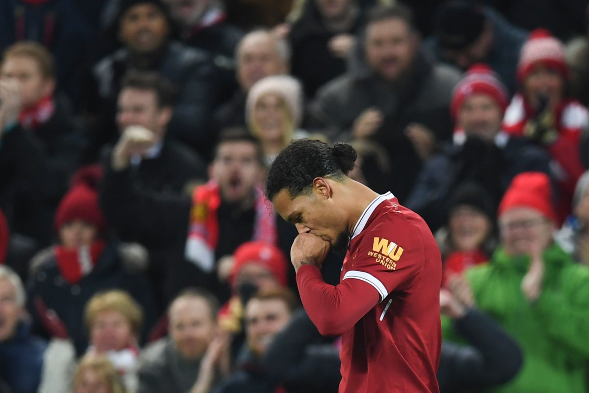 Sky Sports Football On Twitter Virgil Van Dijk Is The Hero On His Lfc Debut As His Header Six Minutes From Time Secures A 2 1 Win In The Merseyside Derby And Knocks