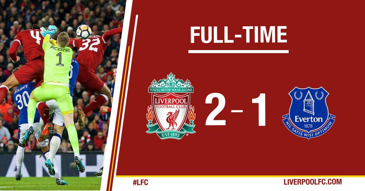Chấm điểm trận Liverpool 2-1 Everton