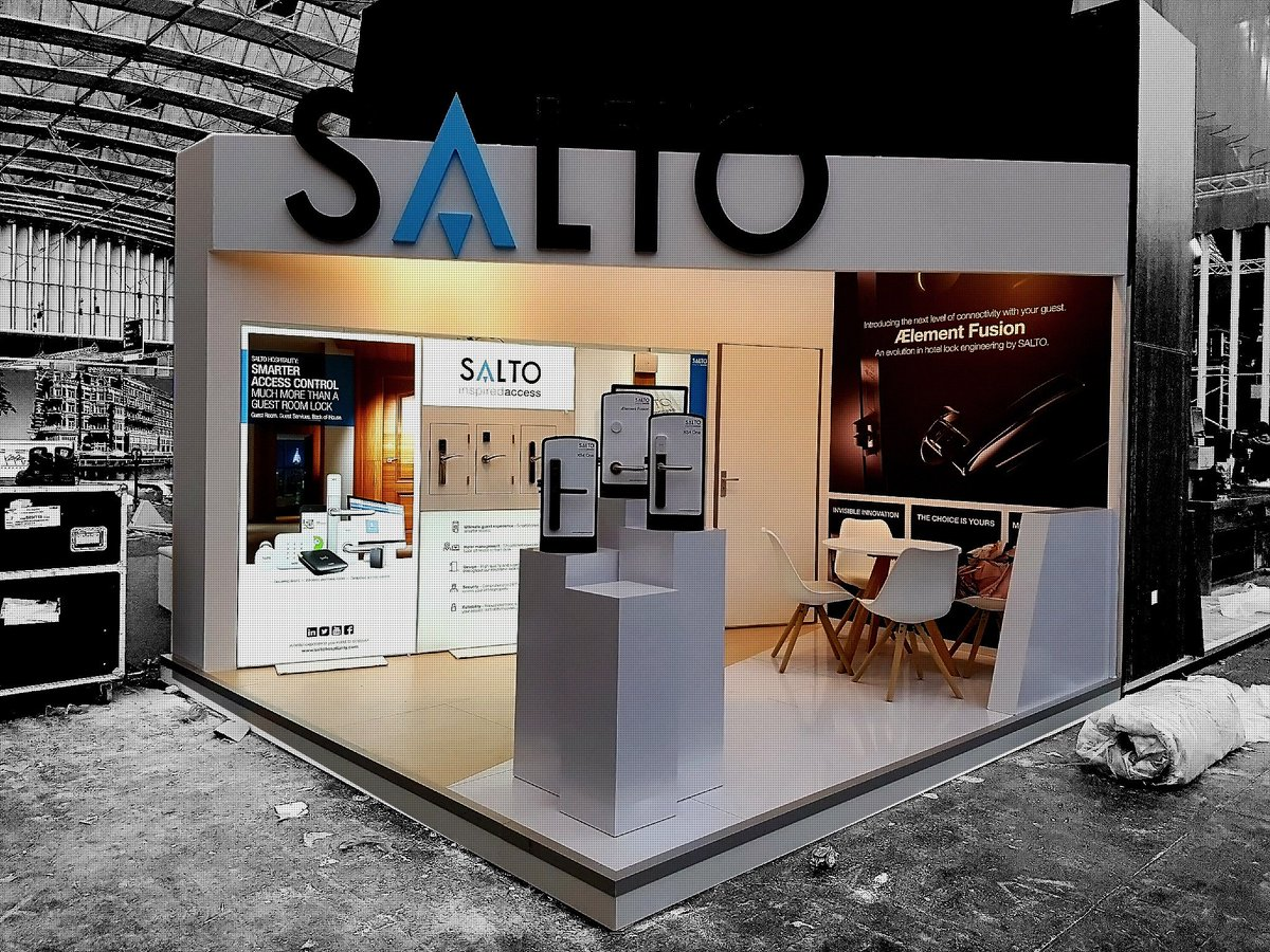 SALTO Systems on Twitter: