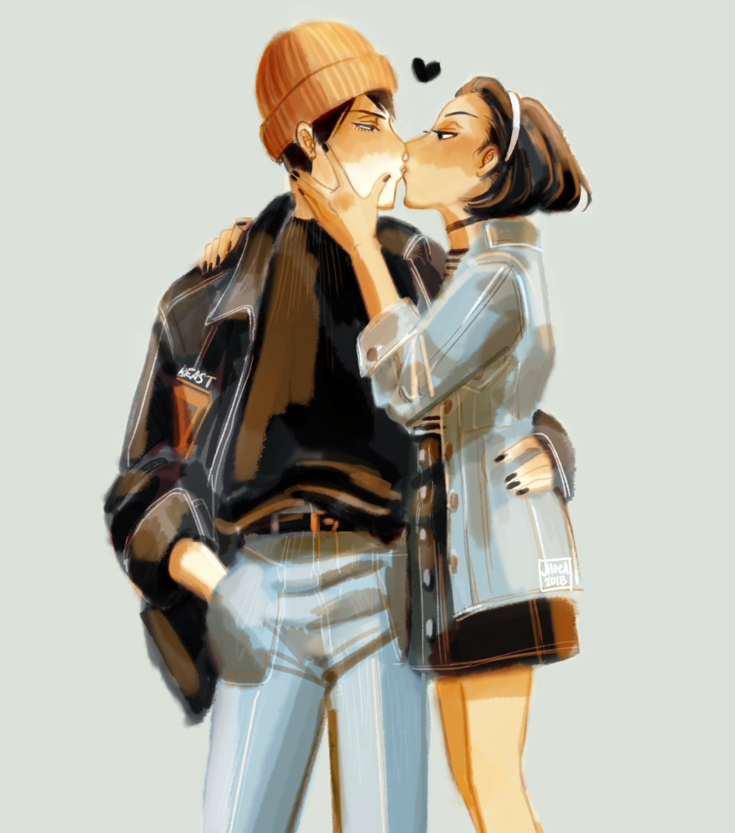 Jhoca Verdant Wind On Twitter Like They Just Popped Out Of A Cassette Tape Like They Belong In The Breakfast Club Like They Watch Movies At Drive In Theaters