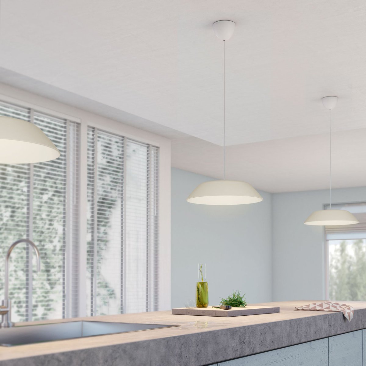 Wickes Kitchen Pendant Lights: WICKES (@Wickes)