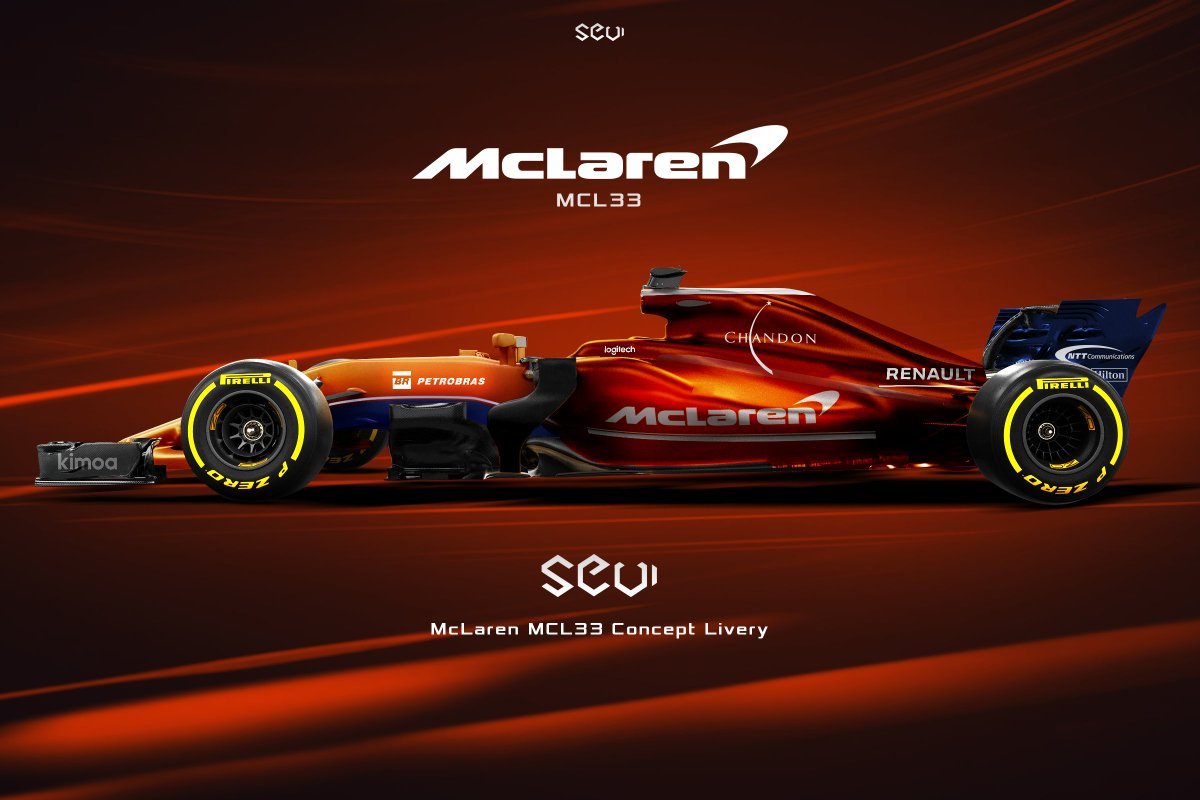 sevigraphics on twitter topgfxaleo red social sevigraphics dise o mclaren mcl33 livery. Black Bedroom Furniture Sets. Home Design Ideas