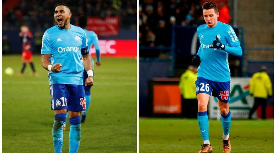 Ligue 1. Avec Dimitri Payet et Florian Thauvin, Marseille se régale #OM #SMCOM https://t.co/jNqQy0oj6a