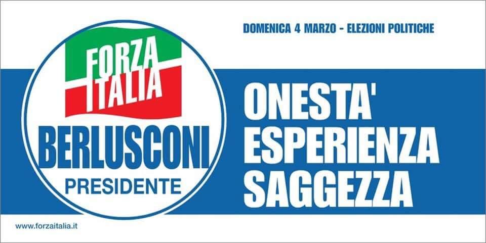 Onestà - Esperienza - Saggezza Il 4 Marzo vota #forzaitalia https://t.co/Zc5D4BHQSx
