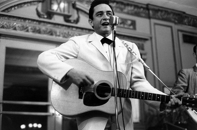 Johnny Cash: his life in photos https://...