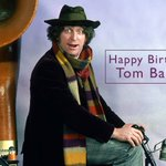 Break out the jelly babies - it's Tom Baker's birthday! 🎁 #DoctorWho