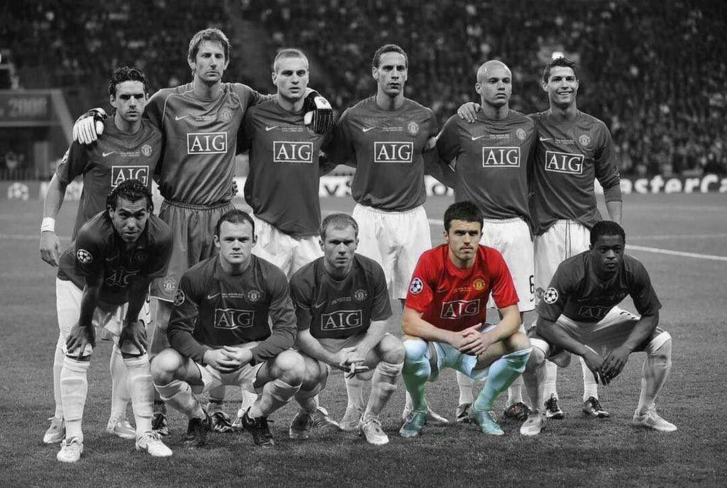 End of an era. #MUFC
