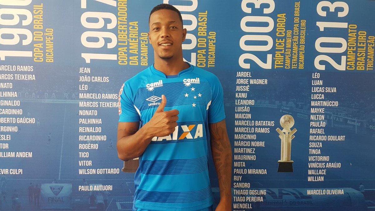 Reforço do Cruzeiro depende do DM para efetivar contratação https://t.co/BQBlB2lVmg