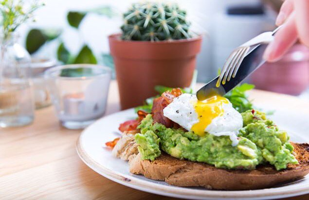 Who's up for some coffee and brunch this weekend? ☕️🥞🍳🥑 #brunch #avo #caffeine #yum #cappuccino #chestertweets https://t.co/RzUPBL0uof