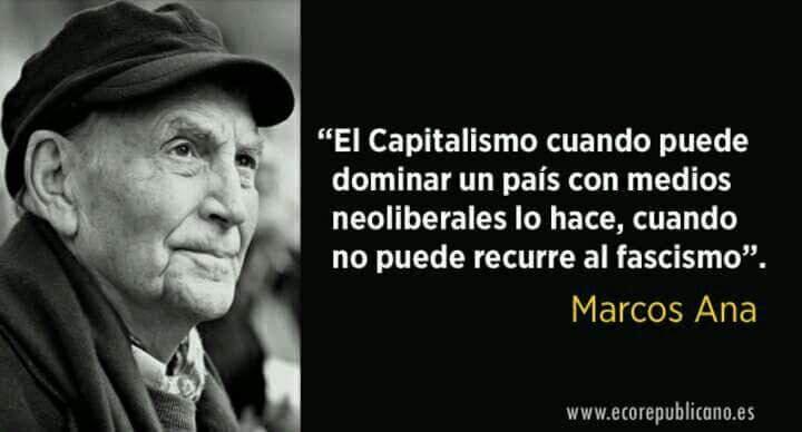 RT @pazgabela: #TalDiaComoHoy 20 de Enero de 1920 nació Marcos Ana, poeta comunista. https://t.co/rlRjnOmvjQ