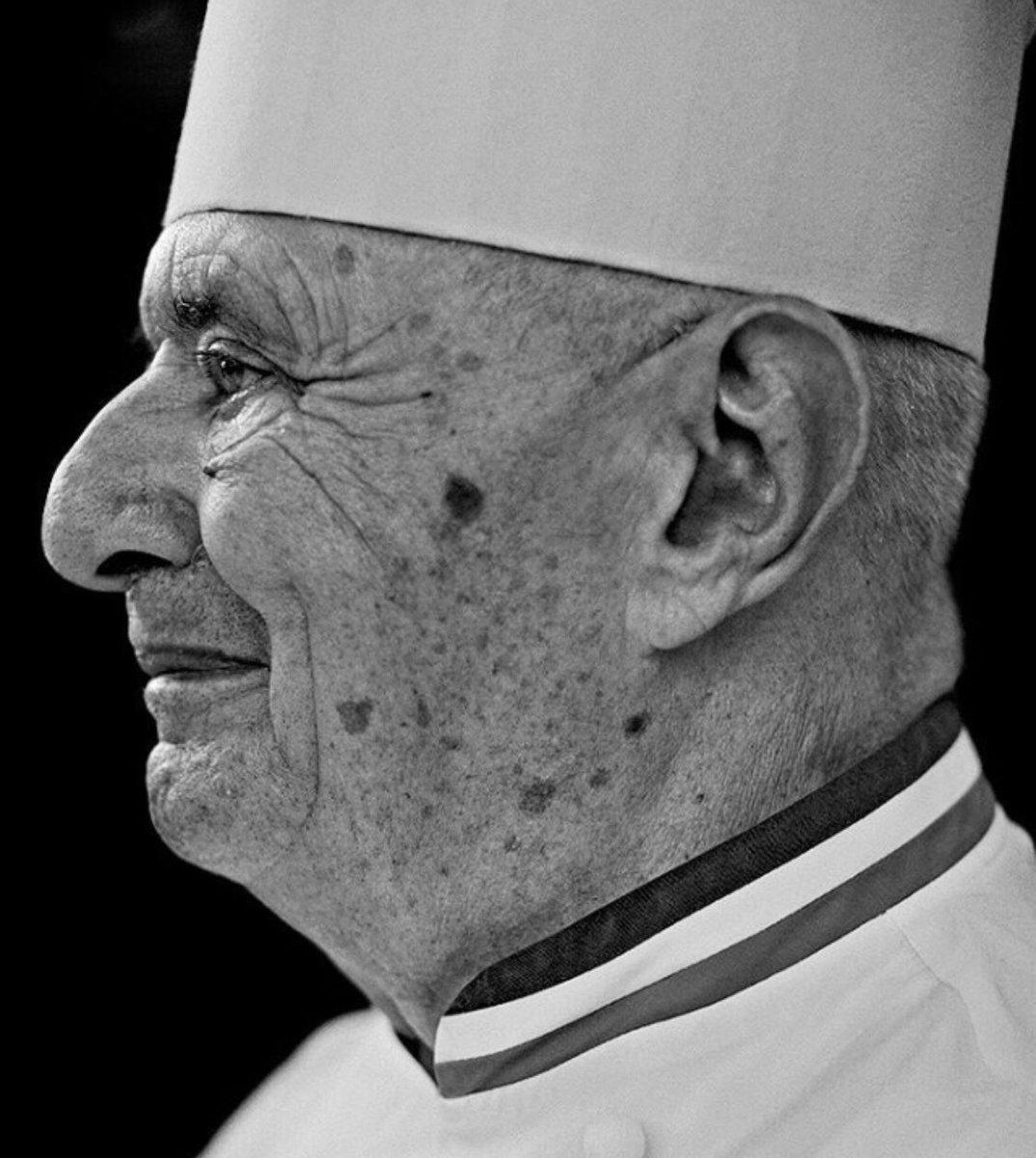 Cyril Lignac's photo on Merci Monsieur Paul