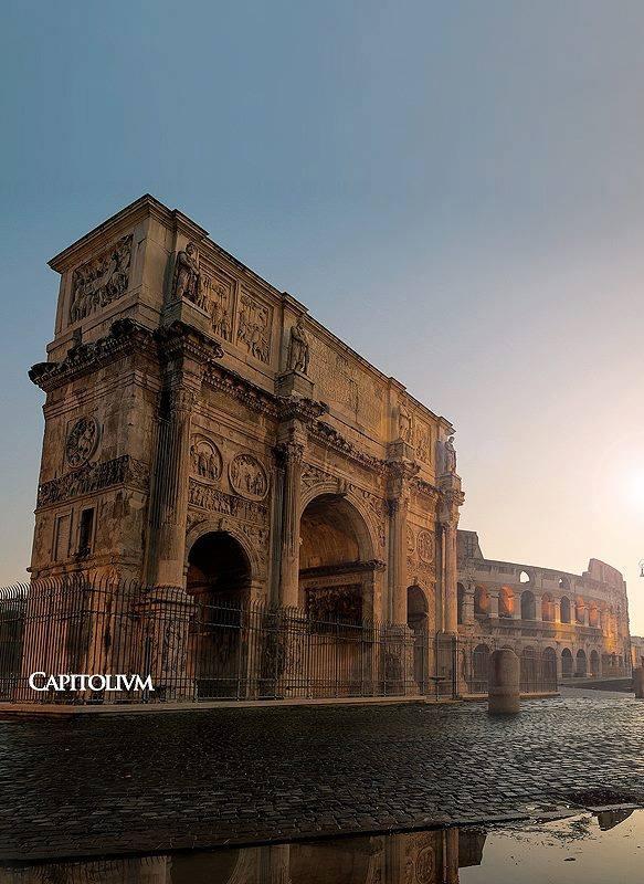 RT @Capitolivm: Buongiorno, Città Eterna ☀️💖☕ #Roma https://t.co/rJZKajnaAM #20gennaio https://t.co/zBTzeKHUrw