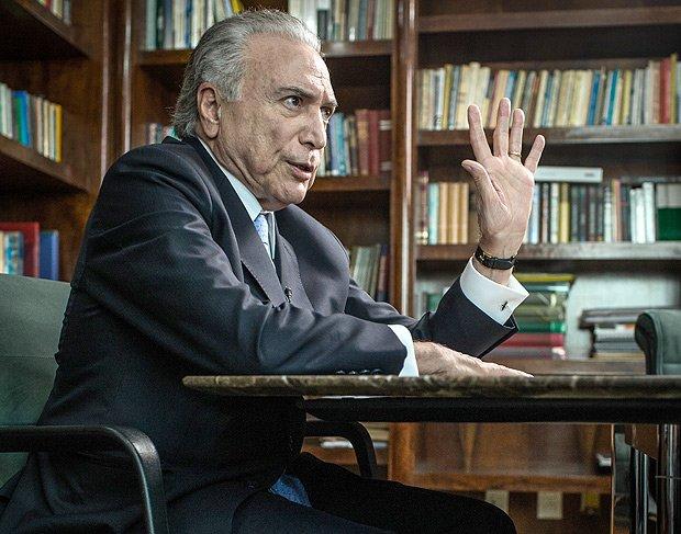 'Não vou sair da Presidência com a pecha de falcatrua', diz Temer https://t.co/PbUdC5RVIb