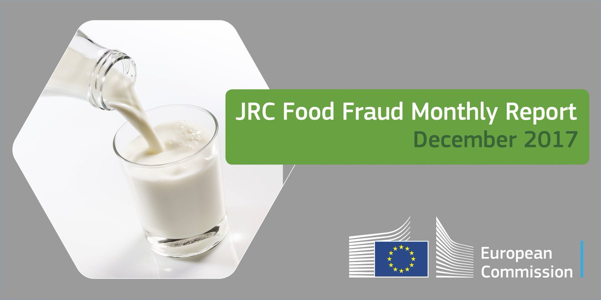 Did you miss our monthly food fraud report? 👉 https://t.co/ZJ8wwSBOdU https://t.co/LtSAqL0F5W