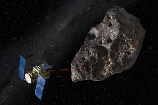 Car-sized asteroid only spotted HOURS before it skimmed Earth's satellites https://t.co/gOLv831ZDZ