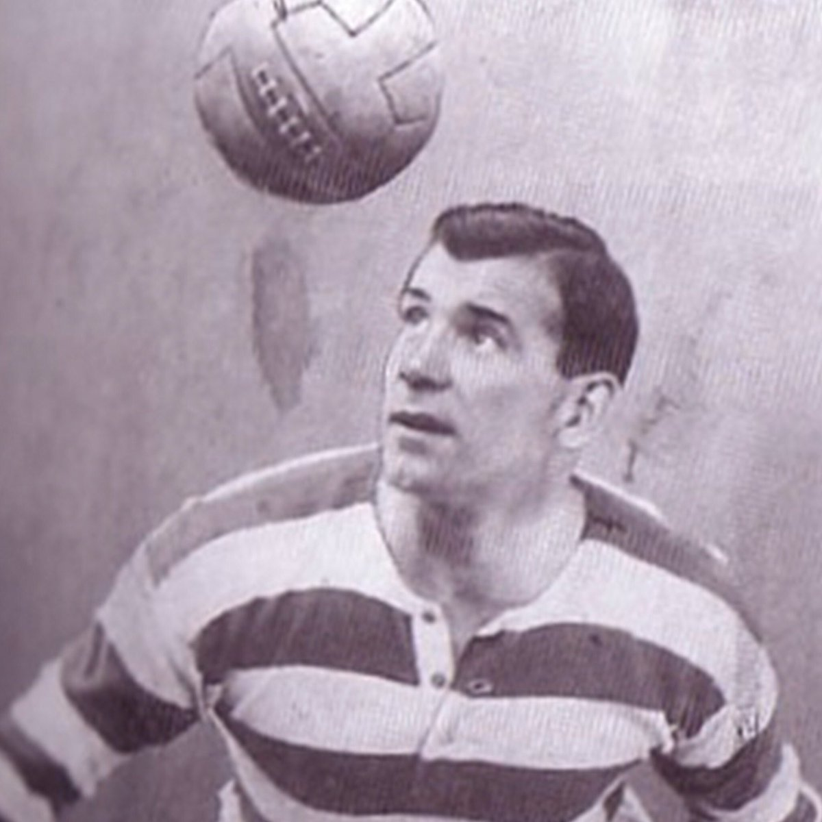 🗓 Jimmy McGrory made his #CelticFC debut #OnThisDay in 1923.   Goals.