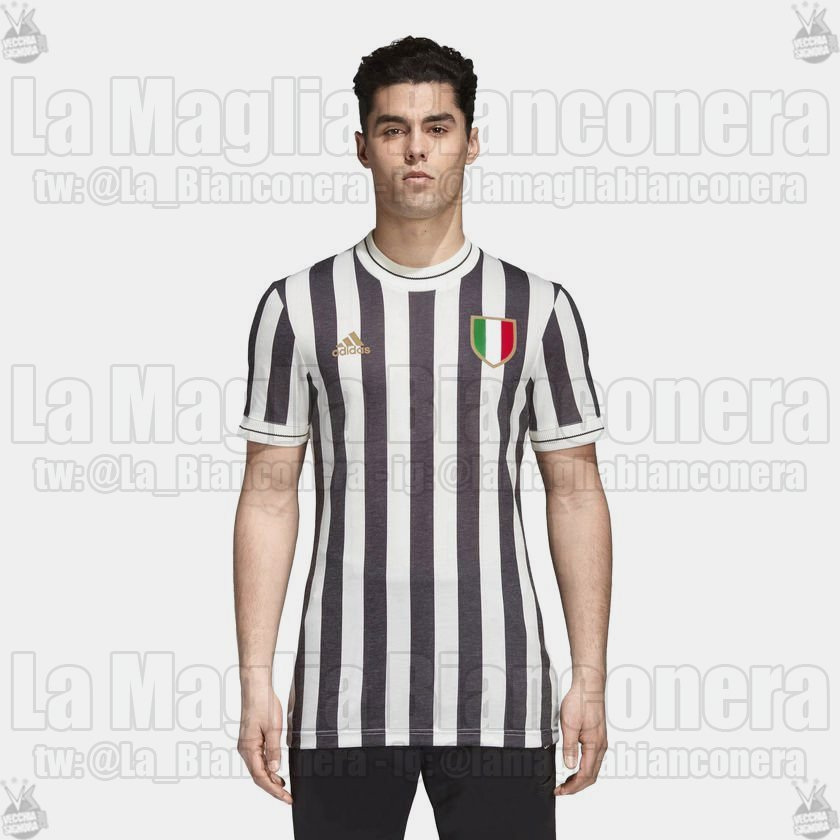 La nuova maglia della Juve: ritorno al passato con le strisce sottili - https://t.co/YRXn6adEcz #blogsicilianotizie #todaysport