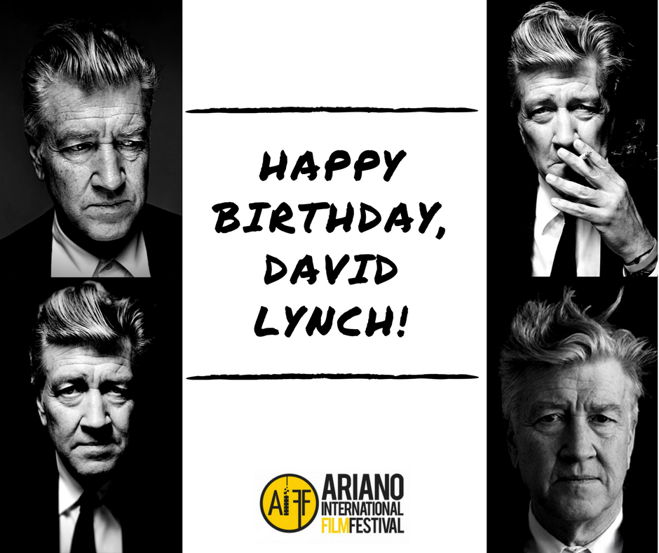 #DavidLynch #bornonthisday #20Gennaio #January20 https://t.co/NSk5YVeC5O