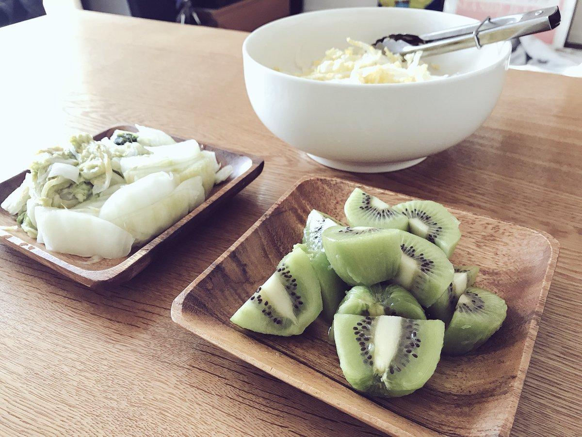 フルーツ ファスティング 回復食
