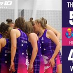 Netball: YES! Scottish Thistles get their World Cup Qualifyin...