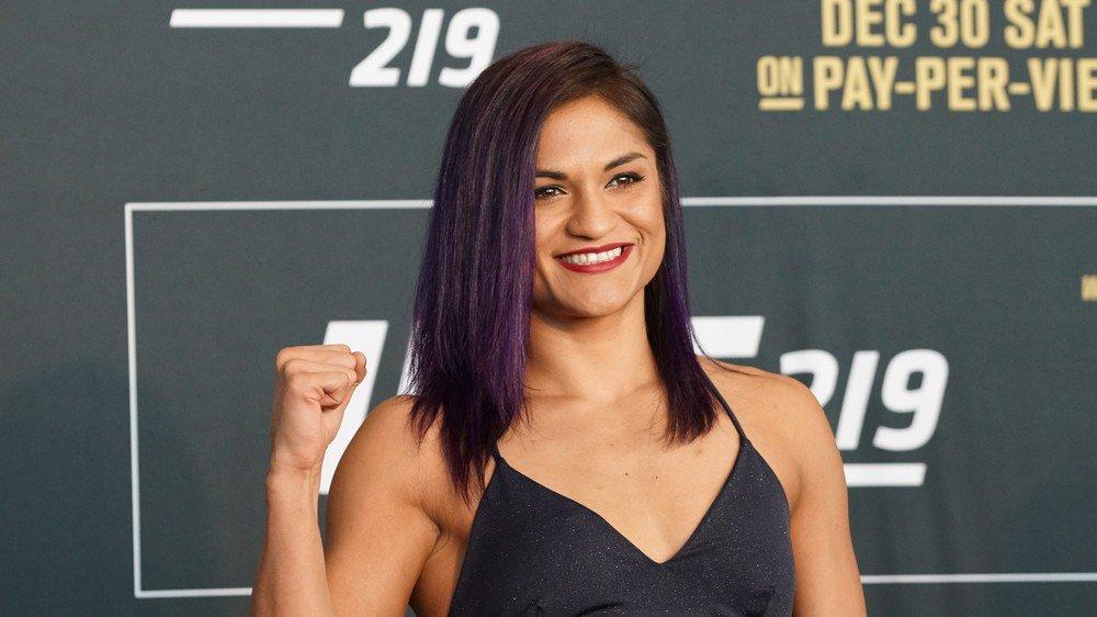UFC anuncia doping de Cynthia Calvillo h...