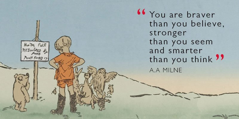 #otd in 1882, A. A. Milne, the creator o...