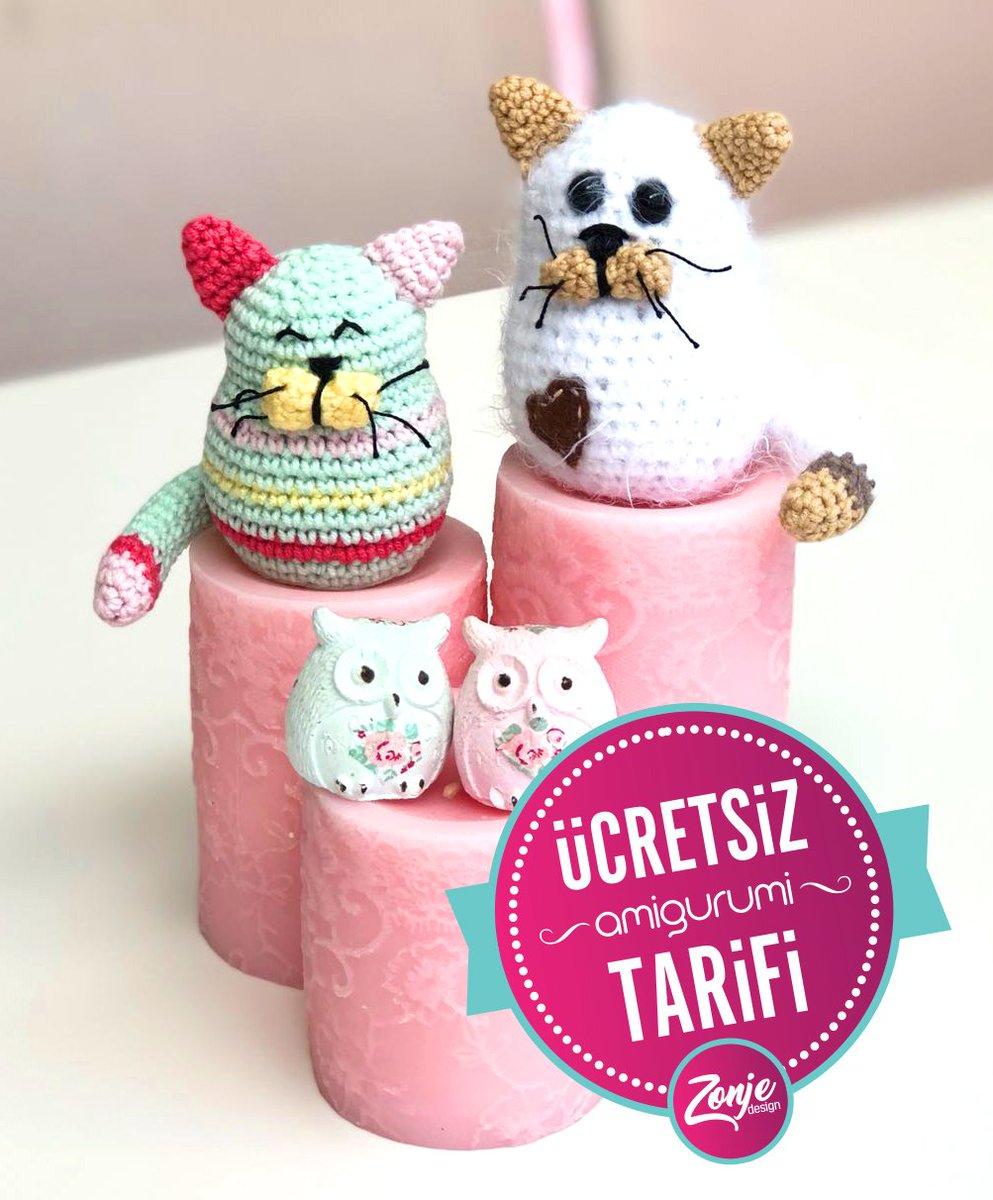 Ayı Teddy Yapımı Amigurumi - #1 (Crochet Amigurumi Teddy Bear ... | 1200x993