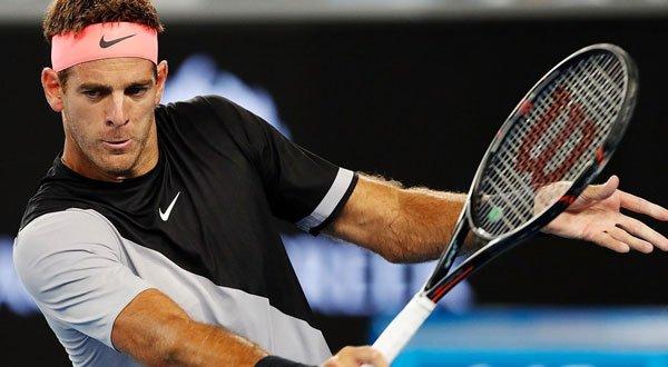 Site Tenis News's photo on Del Potro