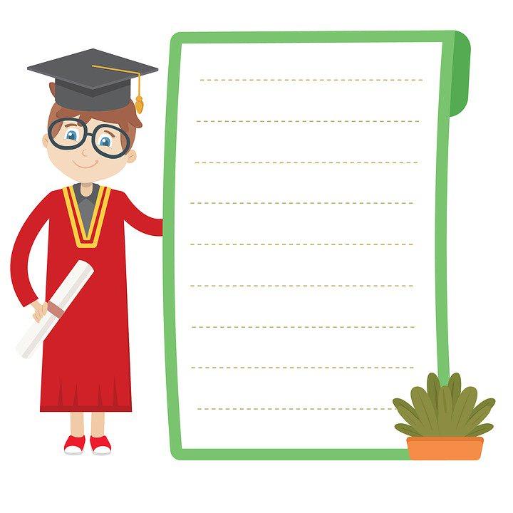 Kidaha On Twitter Graduation Student Ans Note Paper