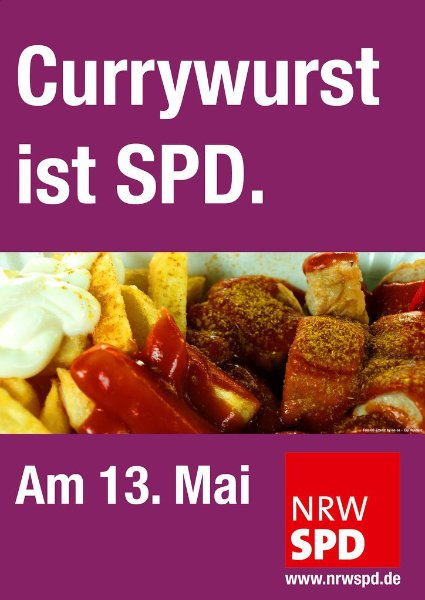 Früher war die #SPD mal #Currywurst heute is(s)t sie Müsliriegel!?😳🤔🙂https://t.co/5xpr9XtuoM https://t.co/w7WRAn7VK8