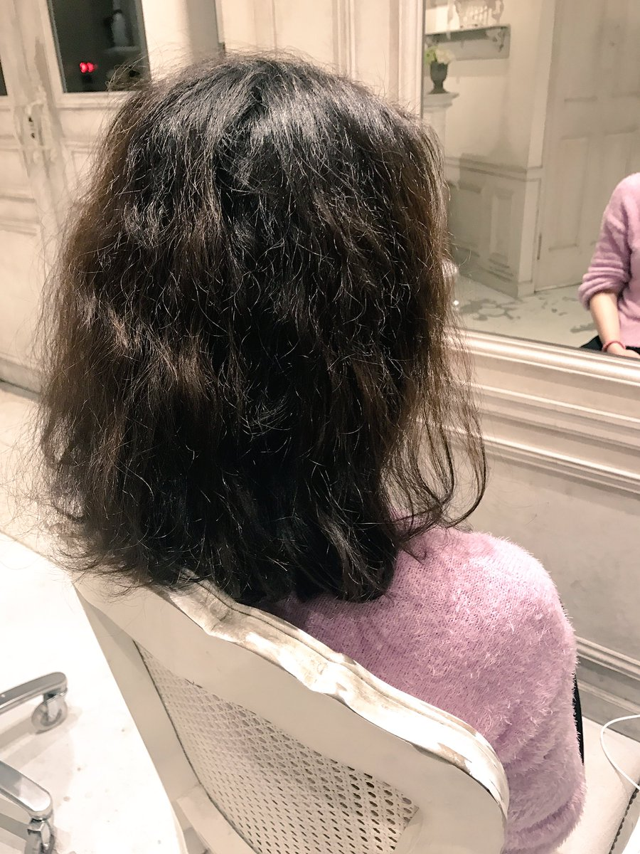 くせ毛 のっち