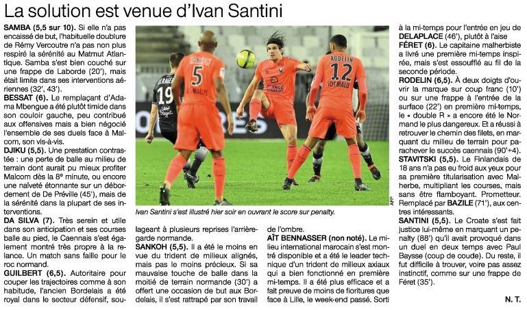 [21e journée de L1] FC Girondins de Bordeaux 0-2 SM Caen DT0K-3eX0AAyf_R