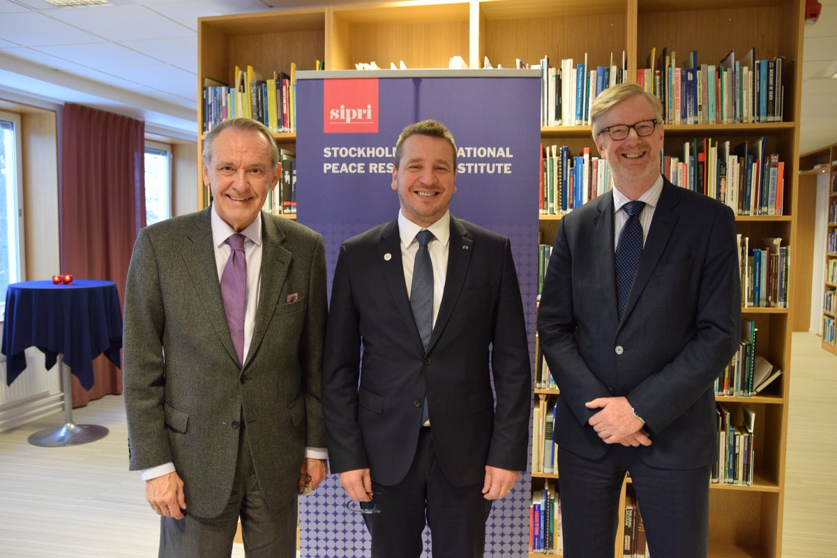 #SIPRI Latest News Trends Updates Images - SIPRIorg