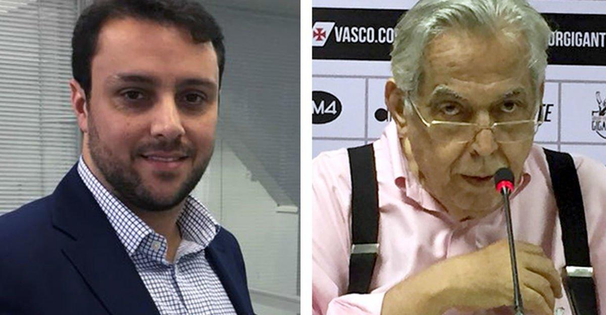Triunvirato do Vasco é posto à prova no...