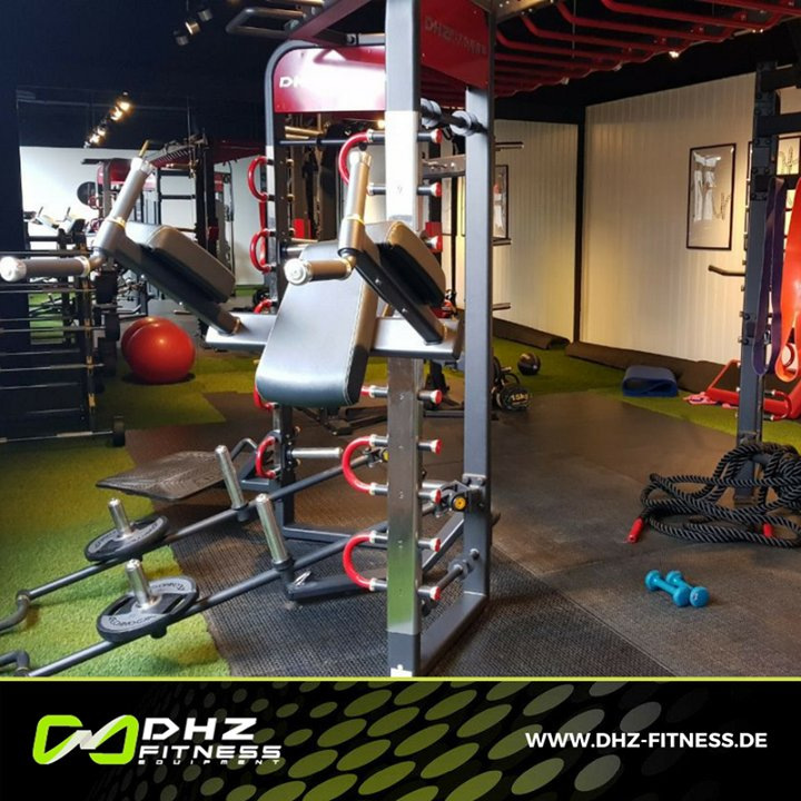 DHZ Fitness Europe on Twitter: \