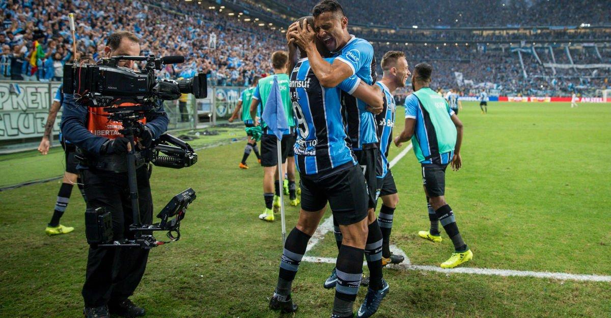 Tri da América, Grêmio apresenta grupo p...