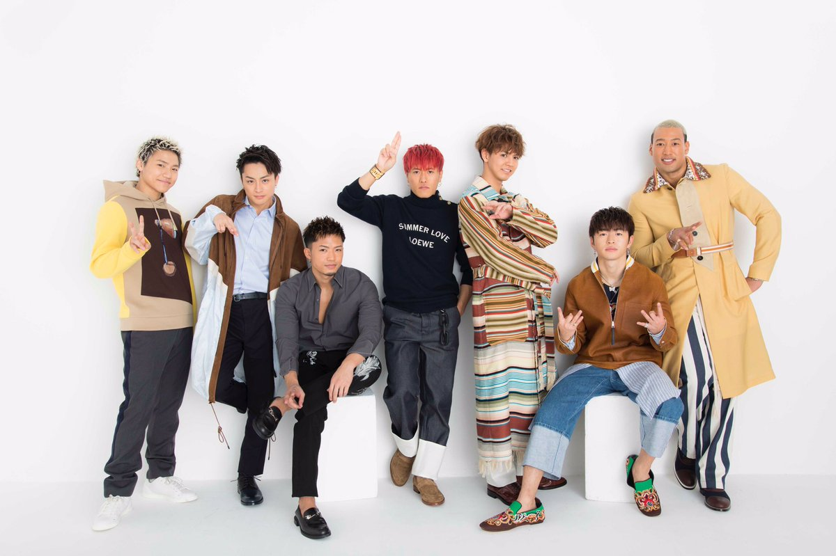 """steady. on Twitter: """"発売中の2月号ではGENERATIONS from EXILE TRIBE ..."""
