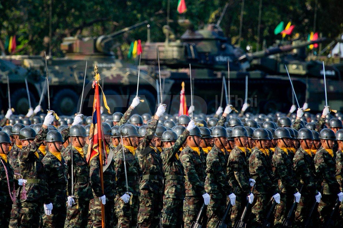 Военный парад в честь Дня Королевской армии Таиланда парад, честь, Королевской, армии, Таиланда, Оригинал, коллеги, dambiev, Военный, января, Бангкок, состоялся, военный