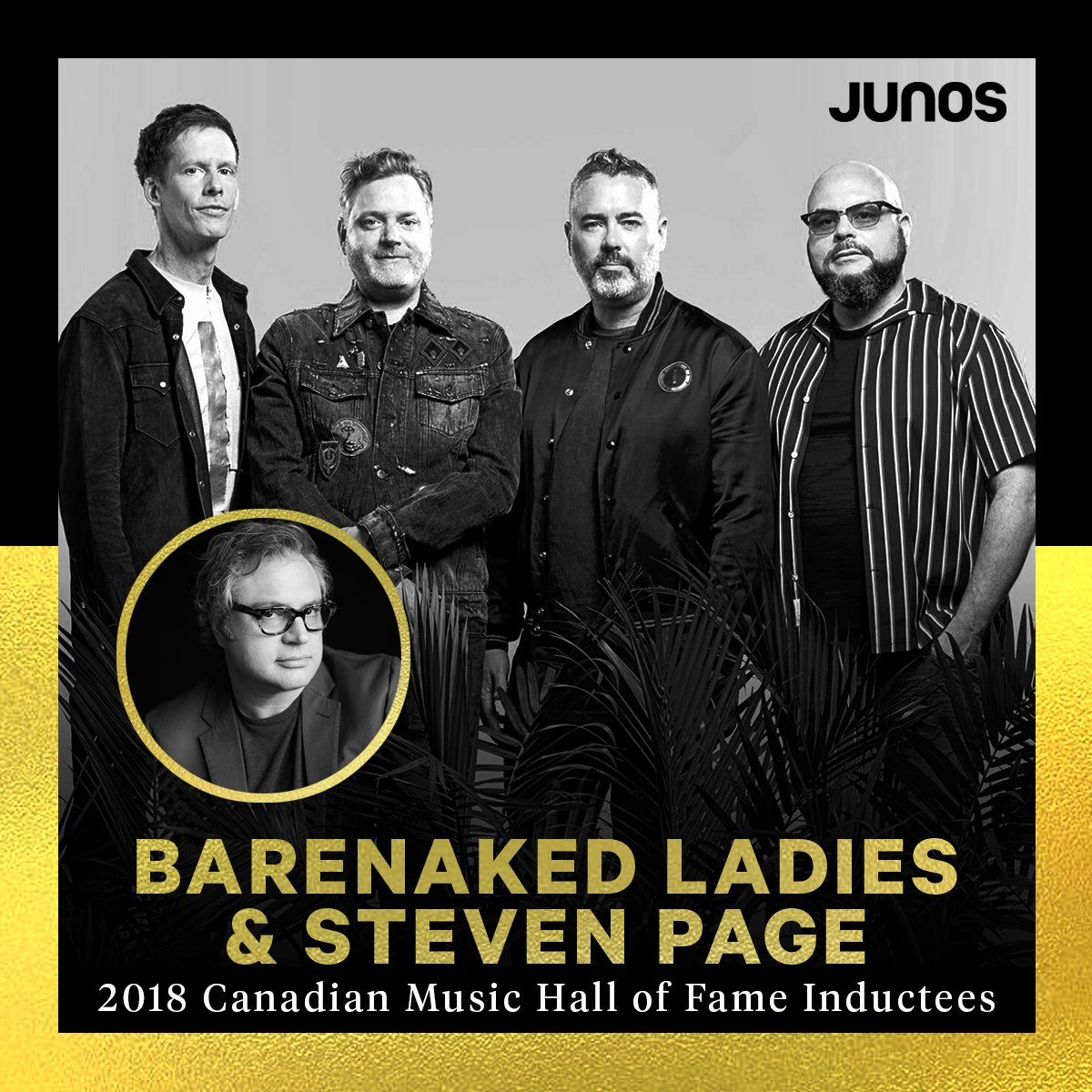 Barenaked Ladies's photo on Steven Page