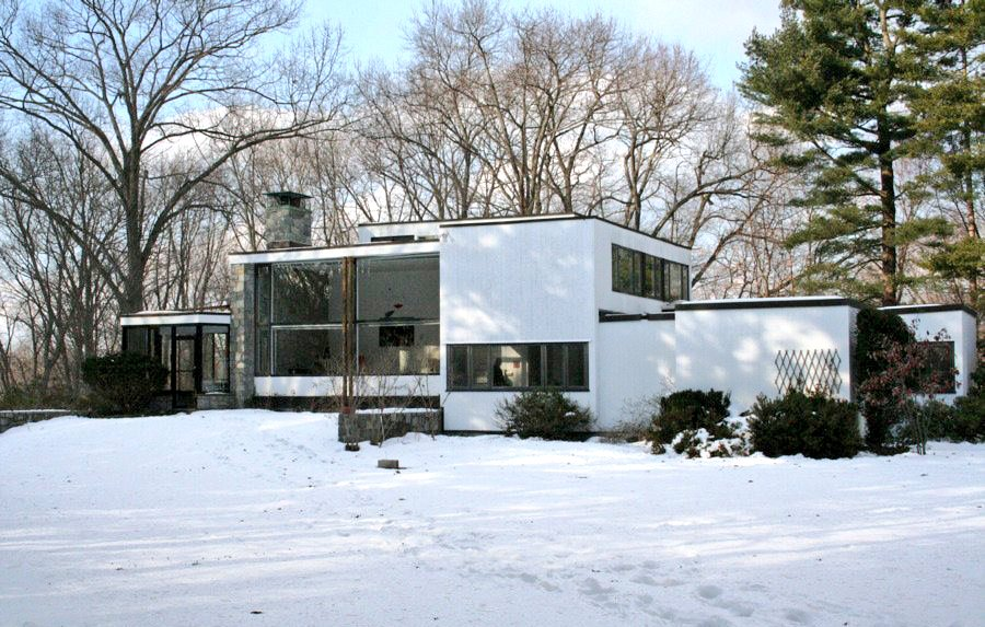 RT @Mariano_FdB: Breuer House (1940). Lincoln - Massachusetts.  #JuevesDeArquitectura #Arquitectura #Architecture https://t.co/ak1ID3jJ67