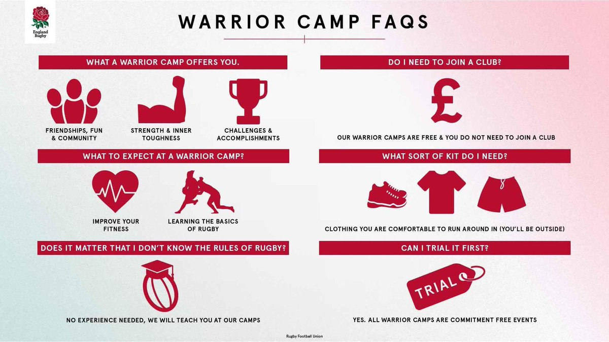 Inner Warrior Camp - 1️⃣ Week To Go!! Find out more here ⬇️ mowdenpark.com/news/inner-war…