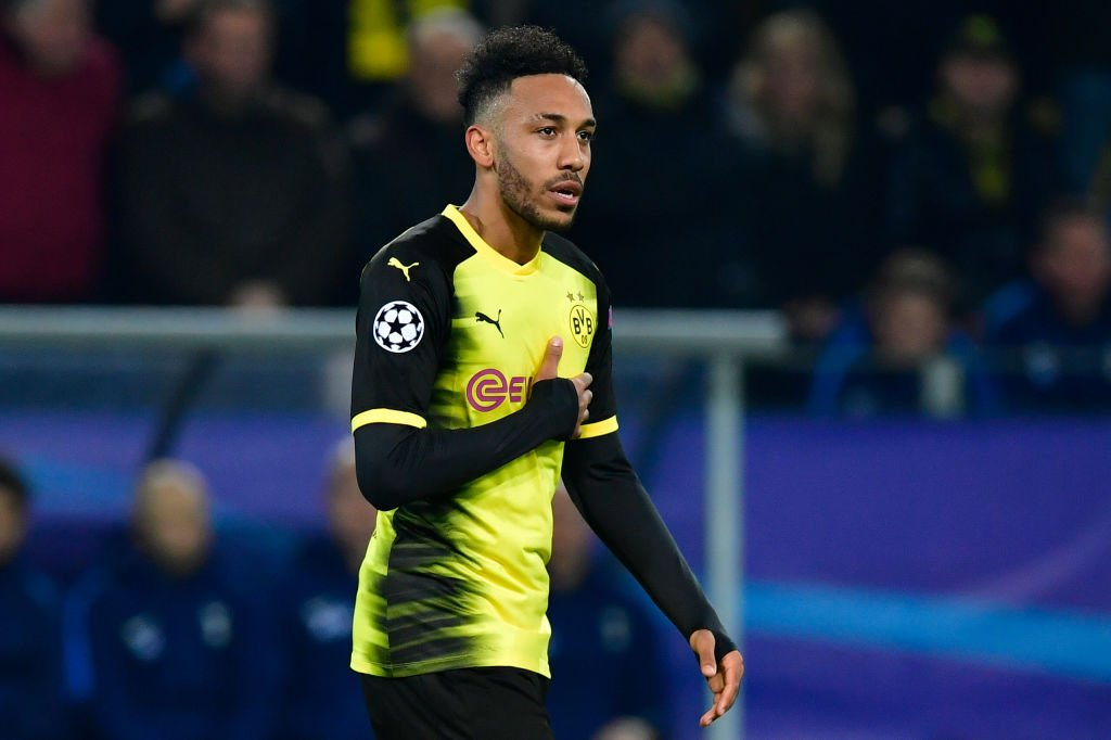 OFFICIAL: BVB release statement in response to Arsene Wenger's Pierre-Emerick Aubameyang comments:  'We find it disrespectful to comment on players from other clubs. There's no contact to Arsenal. We assume Wenger has enough to do to care about the performance of his own players.