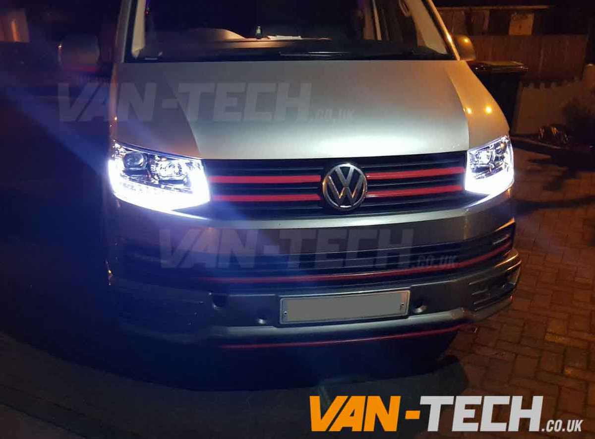 #vw #t6 #transporter Call:0121 550 4628 Https://www.van Tech.co.uk/product/ Vw Transporter T6 Led Drl Light Bar Headlights/ U2026pic.twitter.com/5taLGlkhfe