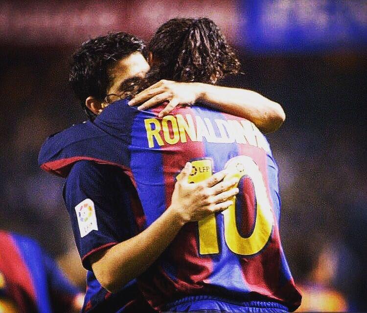 Gracias por tanto futbol!!! Genio dentro y fuera de la cancha...
