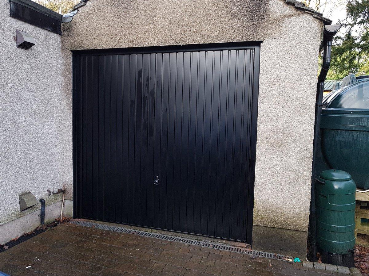 Central Garage Doors On Twitter New Black Garador Carlton