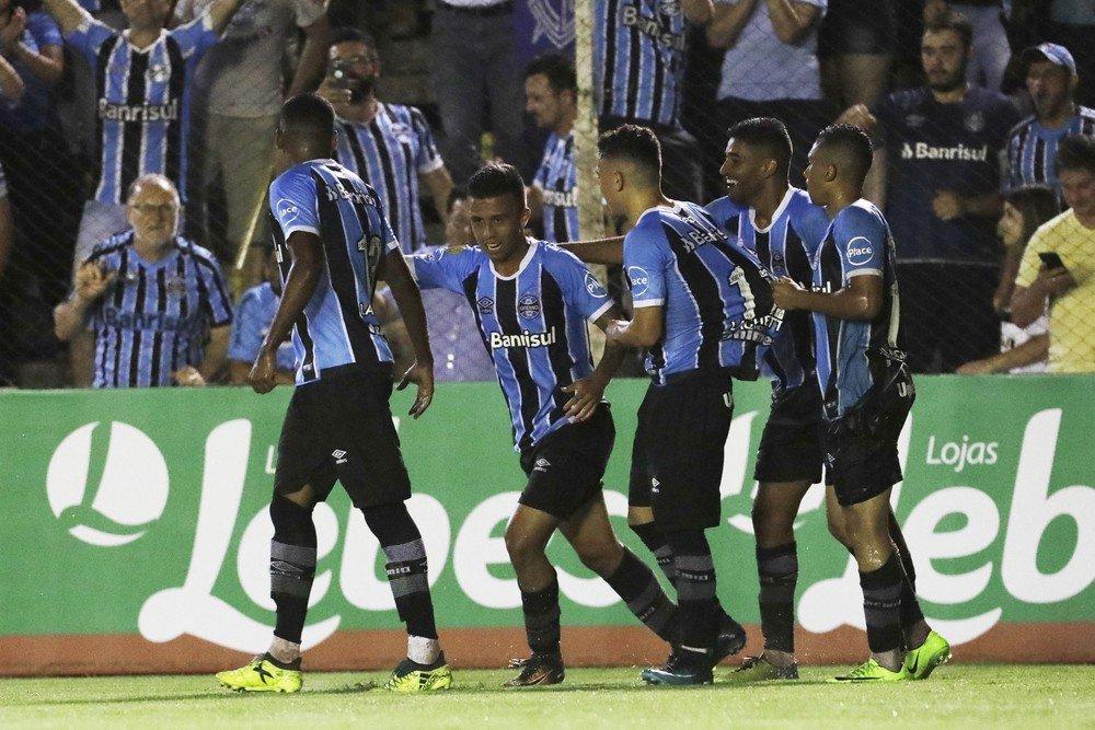 Autor de gol do Grêmio é dublê de Arthur...