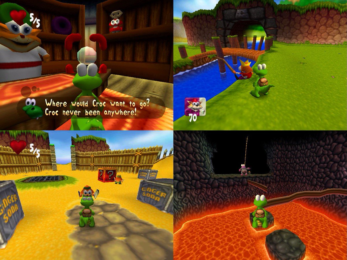 croc 2 download pc game
